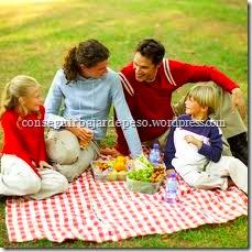 www.fuerakilos.com habitos alimentacion y familia